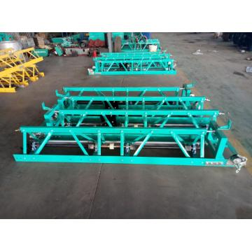 Gasoline frame small portable concrete leveling machine