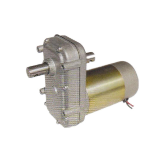 1-033-050 brushed dc gear motor/ high continuous torque geared dc motors    dual ball bearings