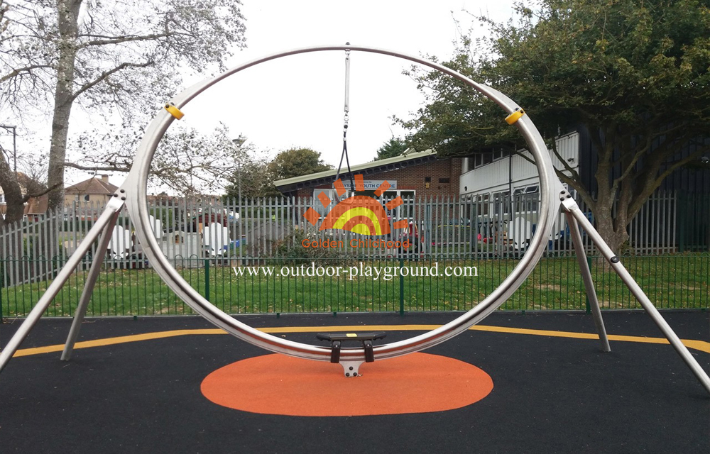 Dynamic Playground Park For Kids