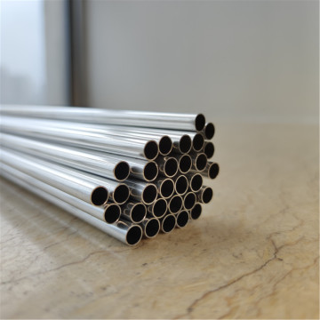 6061 Round extrusion aluminum tube for heat exchanger