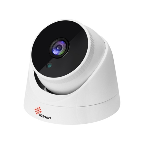 Infrared 1080P IP Dome Camera