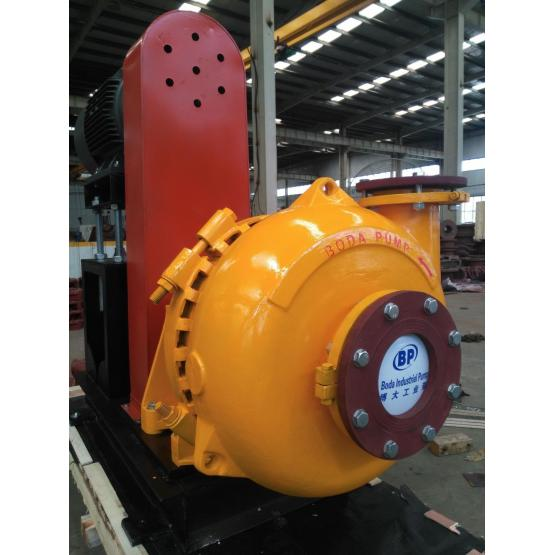 High Efficiency Slag Centrifugal Gravel Sand Pump