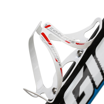 Bicycle Water Bottle Cages White Lightweight