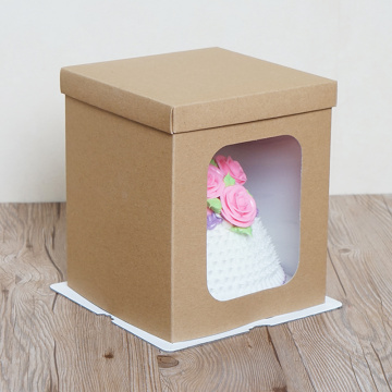 alibaba tall big cake box