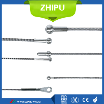 pure tungsten wire rope
