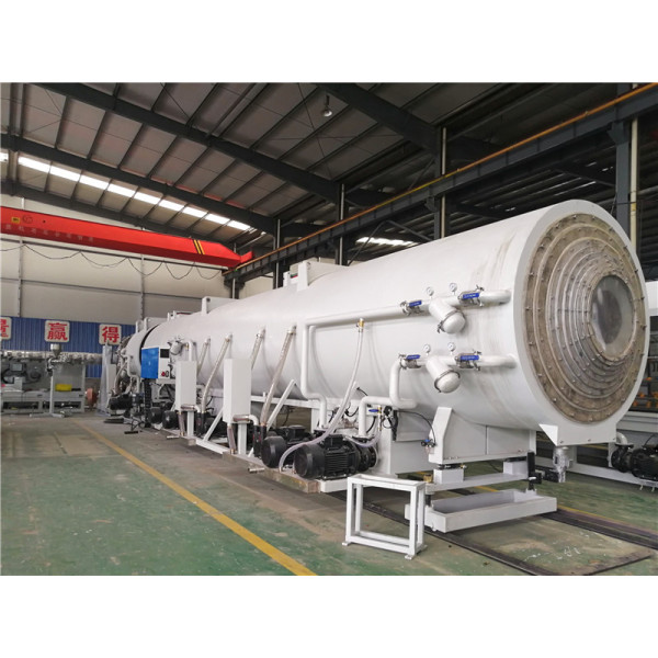16-3000mm pipe Vacuum calibration  tank