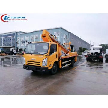 Guaranteed 100% JMC 20m Aerial Lift Bucket Truck