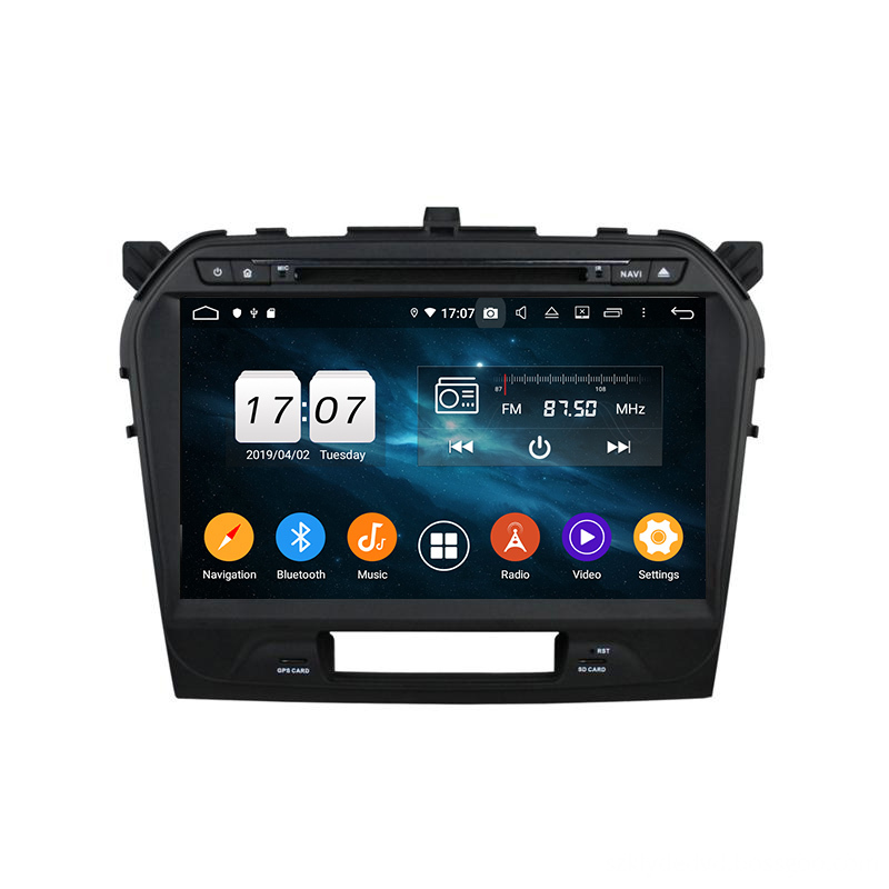 Popular android 9.0 car audio Vitara