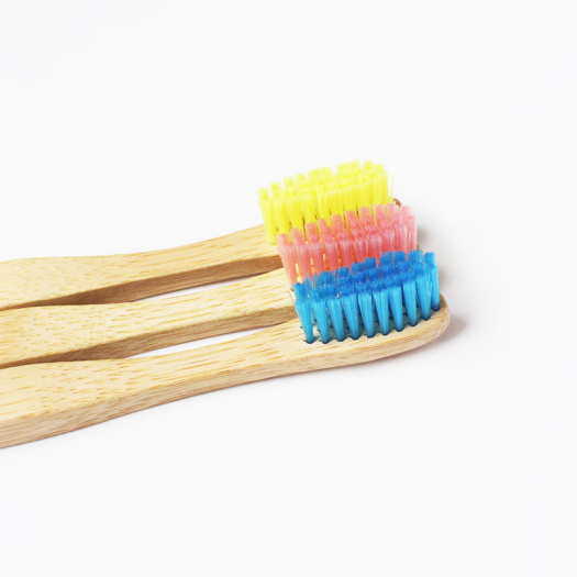 Environmentally Friendly Packaged Bamboo Toothbrush