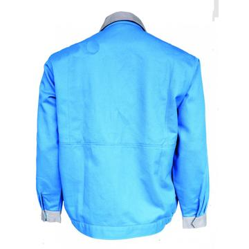 Fire resistant jacket Blue