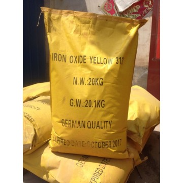 Iron Oxide Yellow 920 factory