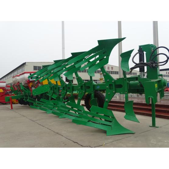 High quality hydraulic reversible plough with spares