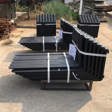 2 meter length forklift forks with high quality