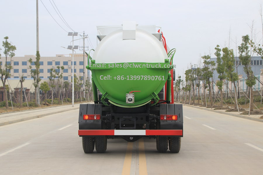 Recycled Oil Collection Truck Supplier