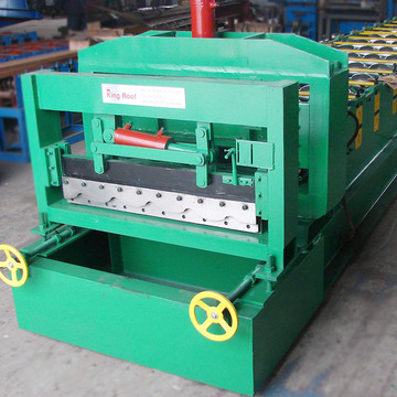 automatic glazed tile forming machine