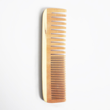 Pollution Free Wood Comb