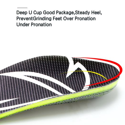 Arch Support Orthotic Orthopedic Insoles For Man Woman