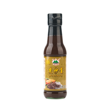 160g Glass Bottle Stir Fry Sauce