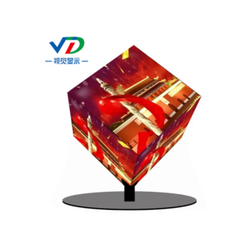 Indoor ​Creative Rubik's cube  LED display