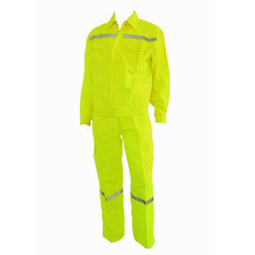 Reflective Lightweight Workwear with Pants
