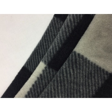 DTY Fleece Printed Fabric