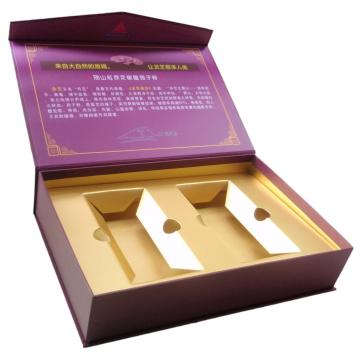 Liyang hot sale gift paper box custom-made