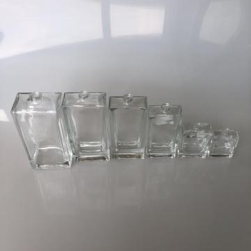 220ml rectangle1 glass bottle