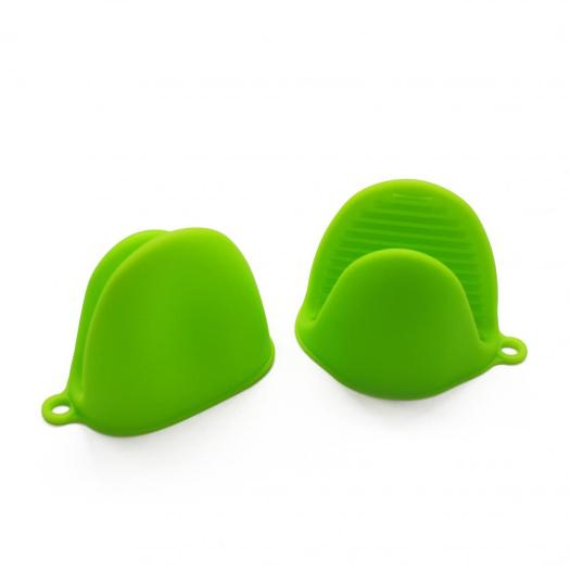 Silicone Oven Gloves Professional Safe Pot Holders