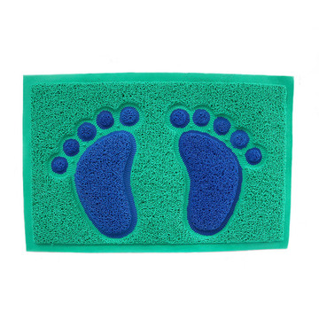Anti skid water resistant doormat rugs
