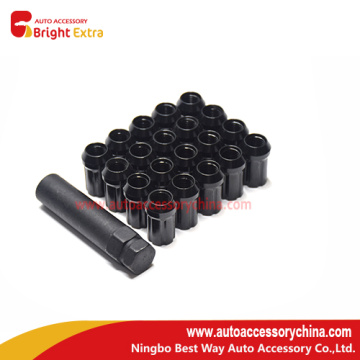 Open End Colored Wheel Nut Kit
