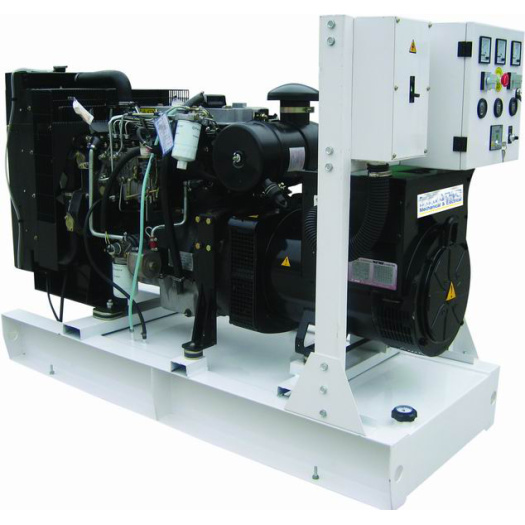 Open Type 40kva Low Price Generator by Perkins
