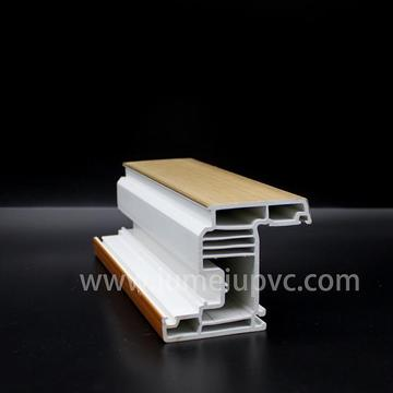 Lead Free White Color PVC Window Profiles