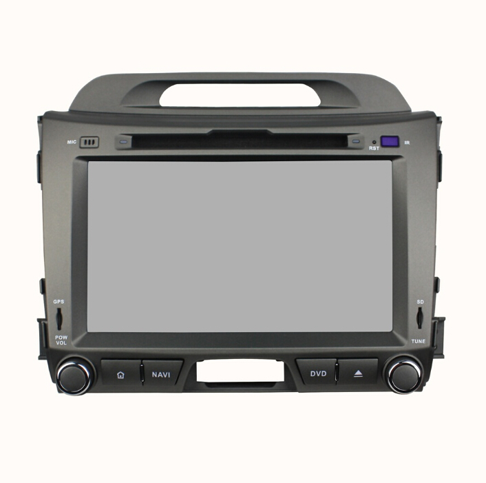 KIA Sportage Car Audio Navigation