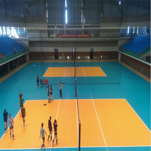 PVC Indoor Volleyball Flooring Sports flooring
