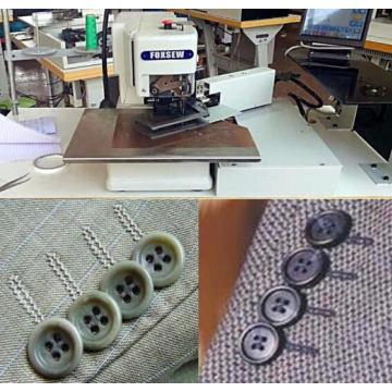 Computer Imitation Sleeve Buttonhole Machine