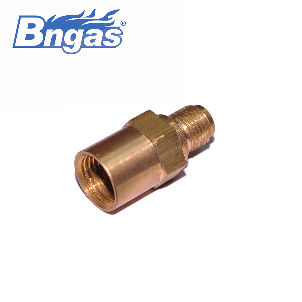 Brass natural gas jets