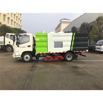 HOT New FOTON 5cbm Road sweeping truck