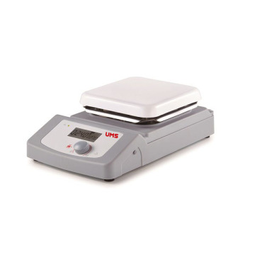 UMS6-Pro High Resolution LCD Display Hot Plate Stirrer
