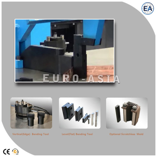 CNC Busbar Hydraulic Fabrication Servo Bending Machinery