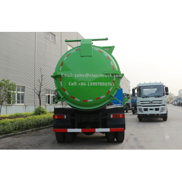 Brand New SINOTRUCK 20m³ Cesspool Trucks For Sale