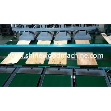 Wood Processing Machine for Roller Veneer Dryer