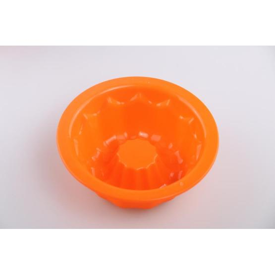 Pumpkin Shape Mini Silicone Baking Cake Mold