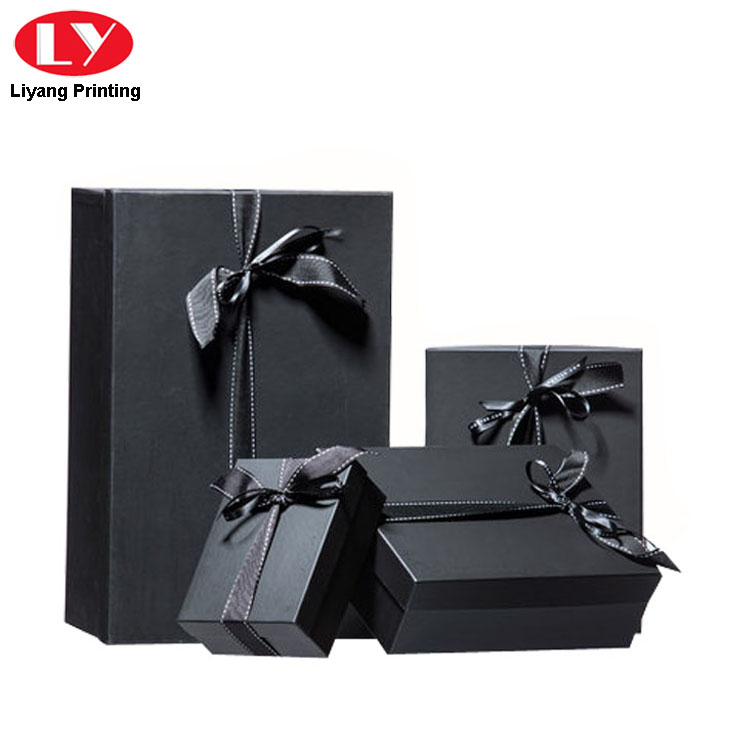 Black fancy box