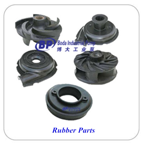 Slurry Pump Rubber Wet End Parts