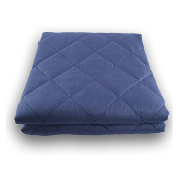 12 pound100% Cotton Eco-friendly Weighted Blanket