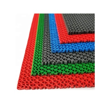 Factory eco- friendly plastic swimming pool mat