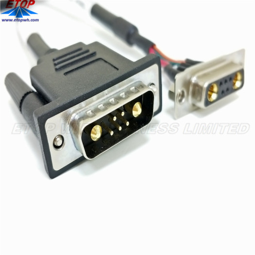 D-Sub 5Pin female to Male Converter Cable Assembly