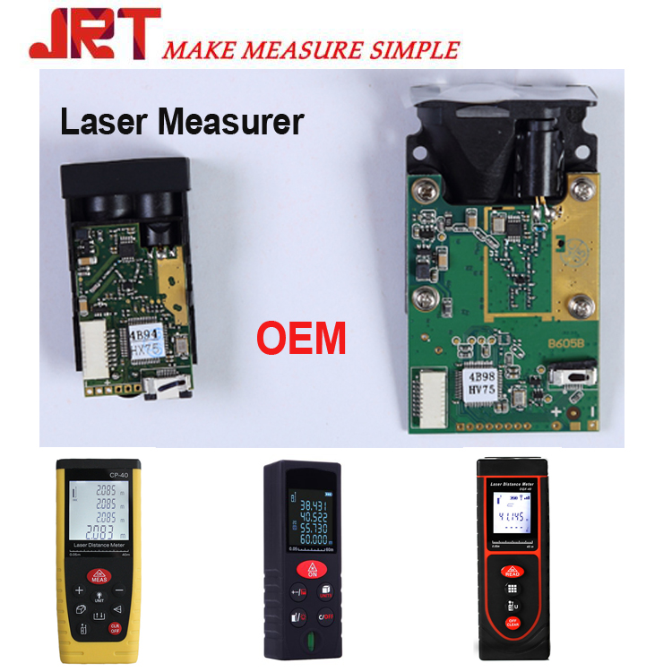 Point-to-Point Laser Distance Module