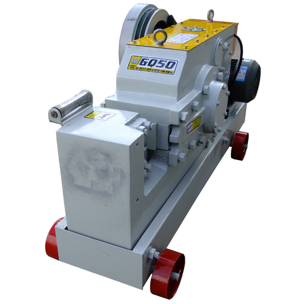 Steel shear cutting machine