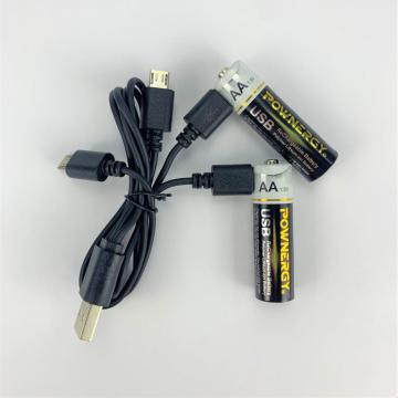 Recycle AA Battery 1.5v